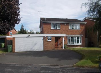 Thumbnail 4 bedroom property to rent in Bromstead Crescent, Stafford