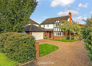 Thumbnail 4 bed detached house for sale in Station Road, St Albans, Hertfordshire