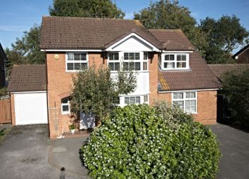 Thumbnail 5 bed detached house for sale in Firmstone Close, Lower Earley, Reading