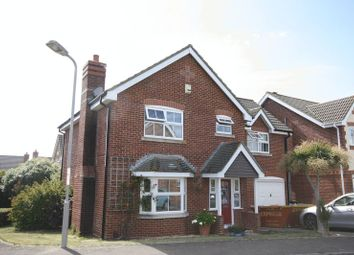 Thumbnail 4 bed detached house for sale in Rimbury Way, Christchurch