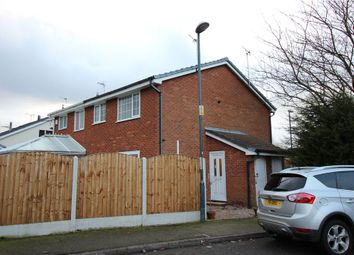 Thumbnail 2 bed terraced house for sale in Appian Way, Alvaston, Derby