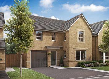 "Thumbnail 4 bed detached house for sale in ""Halton"" at Gumcester Way, Godmanchester, Huntingdon"