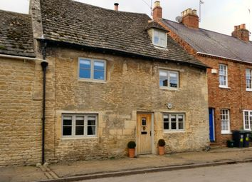Thumbnail 3 bedroom cottage for sale in Station Road, Nassington