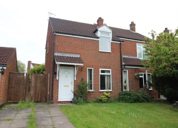 Thumbnail 2 bed semi-detached house for sale in Hopkins Heath, Shawbirch, Telford