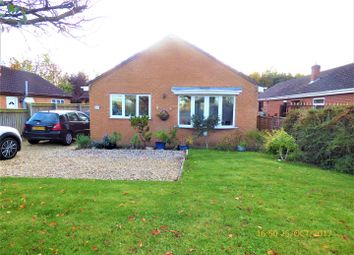 Thumbnail 3 bed detached bungalow for sale in Gull Road, Guyhirn, Wisbech