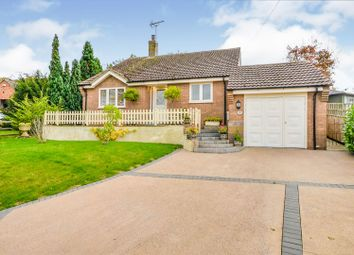 Thumbnail 1 bed detached bungalow for sale in The Green, Corby Glen, Grantham