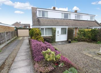 Thumbnail 3 bed semi-detached house for sale in Arran Drive, Garforth, Leeds