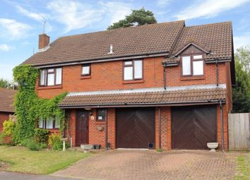 Thumbnail 6 bed detached house for sale in Spanton Crescent, Hythe