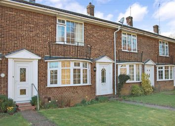 Thumbnail 2 bed terraced house for sale in Brecon Rise, Ashford, Kent