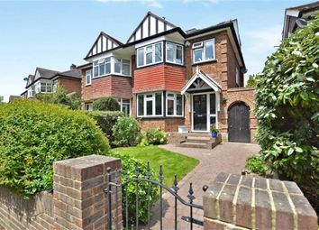 Thumbnail 4 bed semi-detached house for sale in Stewards Green Road, Epping