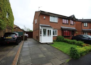 Thumbnail 2 bedroom semi-detached house to rent in Aldford Grove, Bradley Fold, Bolton