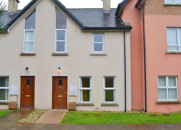 Thumbnail 3 bed town house for sale in 8, Brookmount Court, Coleraine