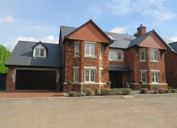 Thumbnail 6 bed detached house for sale in Druidstone Road, Old St. Mellons, Cardiff