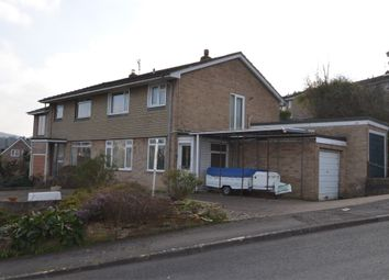 Thumbnail 3 bed semi-detached house for sale in Kings Road, Rodborough, Stroud, Gloucestershire