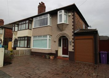Thumbnail 3 bed semi-detached house for sale in Eaton Gardens, Liverpool, Merseyside