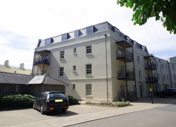 Thumbnail 1 bed flat for sale in Mount Wise Crescent, Plymouth