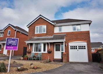 Thumbnail 4 bed detached house for sale in Saxon Heights, Morecambe