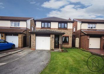 Thumbnail 3 bed detached house for sale in Shelley Close, Billingham