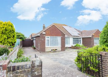 Thumbnail 2 bed semi-detached bungalow for sale in Reculver Avenue, Birchington