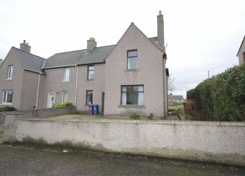 Thumbnail 4 bed semi-detached house for sale in Coulardhill, Lossiemouth