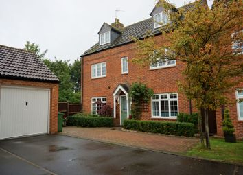 Thumbnail 6 bed detached house for sale in Bluemels Drive, Coventry