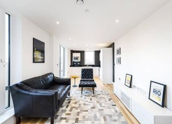 Thumbnail 1 bedroom flat for sale in Keymer Place, London