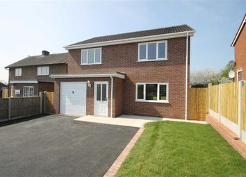 Thumbnail 3 bed detached house to rent in Caradoc View, Hanwood, Shrewsbury
