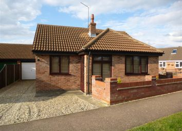 Thumbnail 3 bedroom detached bungalow for sale in Arthurton Road, Spixworth, Norwich