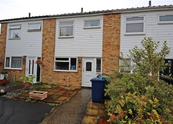 Thumbnail 2 bedroom terraced house for sale in Gainsborough Close, Cambridge