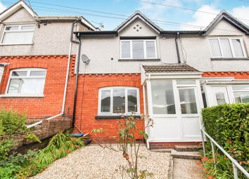 Thumbnail 3 bed terraced house for sale in Fitzroy Avenue, Ebbw Vale