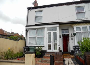 Thumbnail 3 bedroom terraced house for sale in Countess Street, Walsall