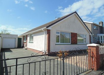 Thumbnail 3 bed detached bungalow for sale in Haven Park Avenue, Haverfordwest, Pembrokeshire