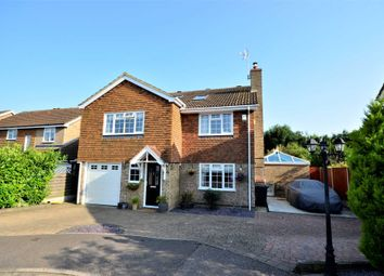 Thumbnail 5 bed detached house for sale in Homelands Grove, Ramsden Heath, Billericay