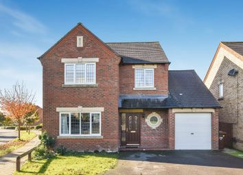 Thumbnail 4 bed detached house for sale in Lucerne Avenue, Bicester