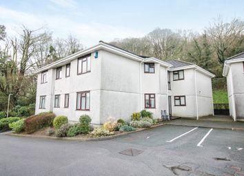 Thumbnail 1 bedroom flat for sale in Woodside Court, Underwood Road, Plympton