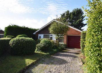 Thumbnail 3 bed detached bungalow for sale in Wirral Crescent, Little Neston, Neston