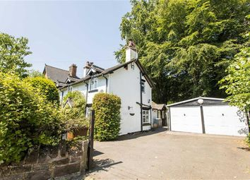 Thumbnail 3 bed detached house for sale in Leek Road, Longsdon, Stoke-On-Trent
