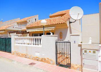 Thumbnail 3 bed semi-detached house for sale in Calle Calcita, Costa Blanca South, Costa Blanca, Valencia, Spain