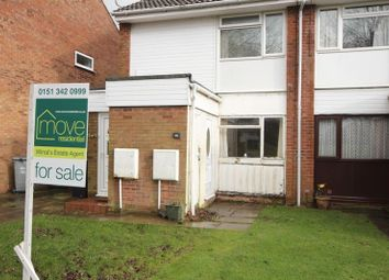 Thumbnail 1 bed flat for sale in Heathbank Avenue, Irby, Wirral