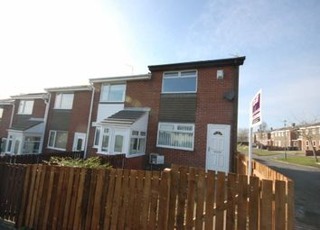 Thumbnail 2 bed end terrace house for sale in Norburn Park, Witton Gilbert, Durham