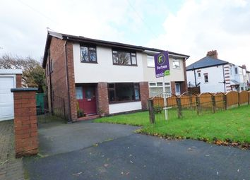 Thumbnail 3 bed semi-detached house for sale in Back Lane, Clayton-Le-Woods, Nr Chorley