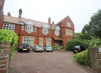 Thumbnail Studio to rent in Staveley Road, Eastbourne