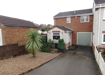 Thumbnail 2 bedroom semi-detached house for sale in John Street, Newhall