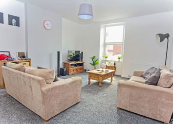 Thumbnail 3 bed flat for sale in Front Street, Consett