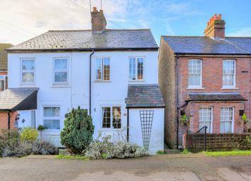 Thumbnail 2 bedroom cottage to rent in Salisbury Road, Harpenden, Hertfordshire