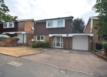 Thumbnail 4 bed detached house for sale in Chartwell Place, Epsom