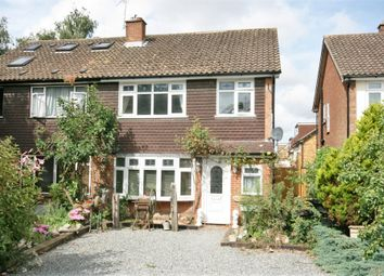 Thumbnail 3 bedroom semi-detached house for sale in High Street, Ongar