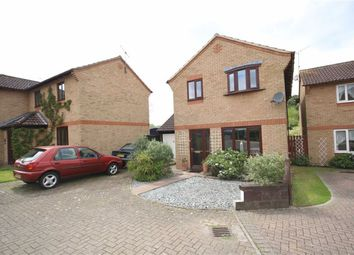 Thumbnail 4 bed detached house for sale in Bancroft Close, Grange Park, Swindon