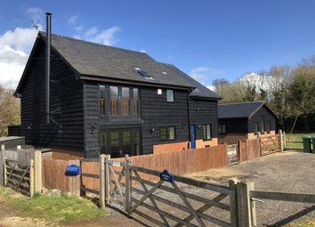 Thumbnail 6 bed barn conversion for sale in Ropley, Alresford, Hampshire