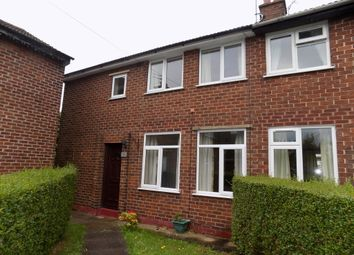 Thumbnail 3 bedroom end terrace house for sale in Astbury Drive, Barnton, Northwich